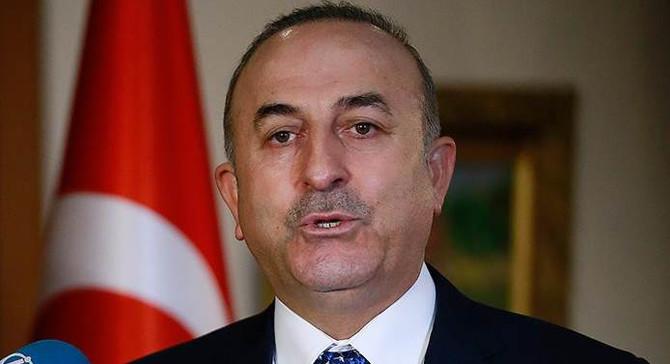 Çavuşoğlu'ndan telefon diplomasisi