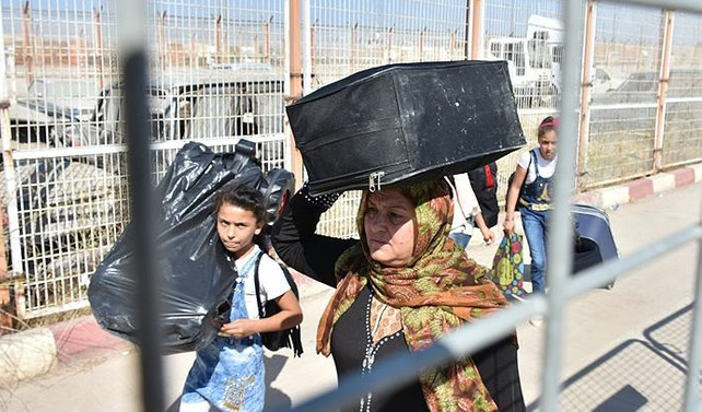 'Mültecilerin yüzde 82'si evlerine dönmek istiyor'