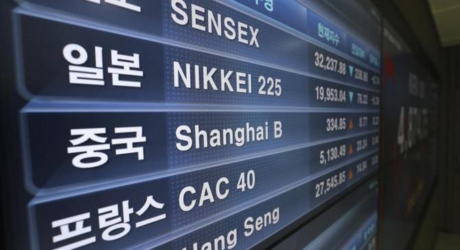 Asya borsaları karışık seyir izledi
