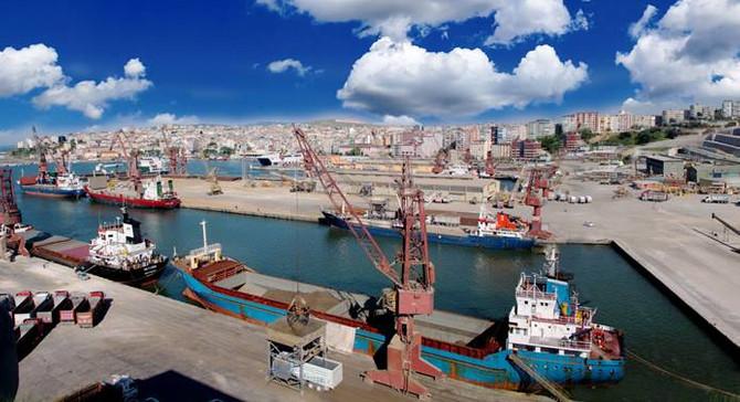 Rusya'ya yeni konteyner hattı