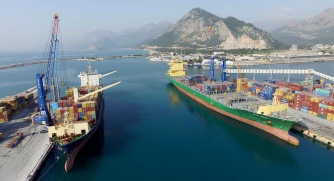 Port Akdeniz Limanı'ndan ihracatçıya yeni destek