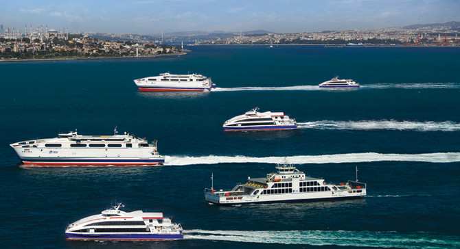 İDO, bayramda 622 bin yolcu taşıdı