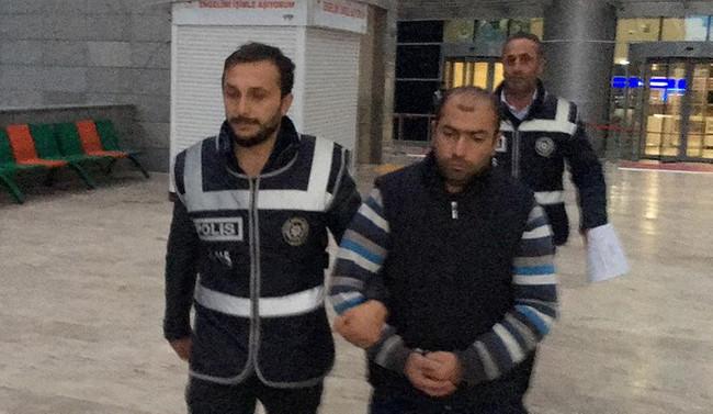 Ayşegül Terzi'ye tekme atan Çakıroğlu'na hapis