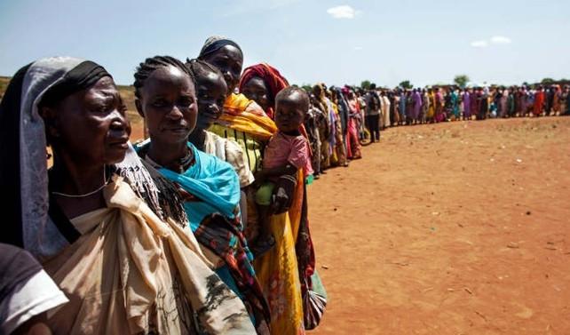 Güney Sudan'da bu yıl 1,3 milyon kişi sıtmaya yakalandı