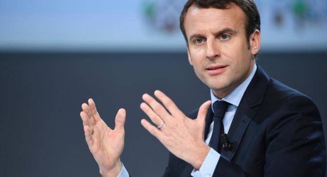 Macron'dan IMF'ye tepki