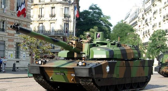 Fransa savunma bütçesini artırıyor