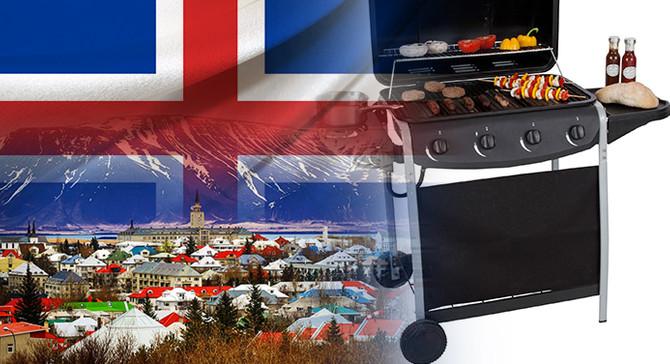 İzlandalı firma gazlı barbekü tedarikçileri arıyor