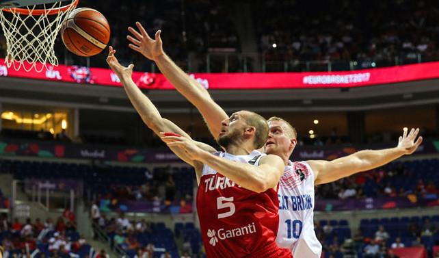 Türkiye, İspanya ile çeyrek final mücadelesi verecek