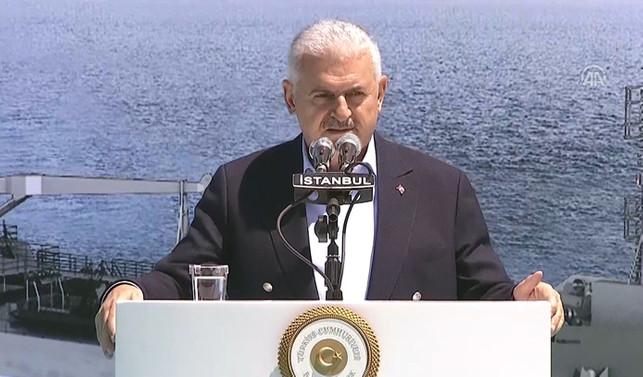 Başbakan Yıldırım'dan 9 Eylül mesajı