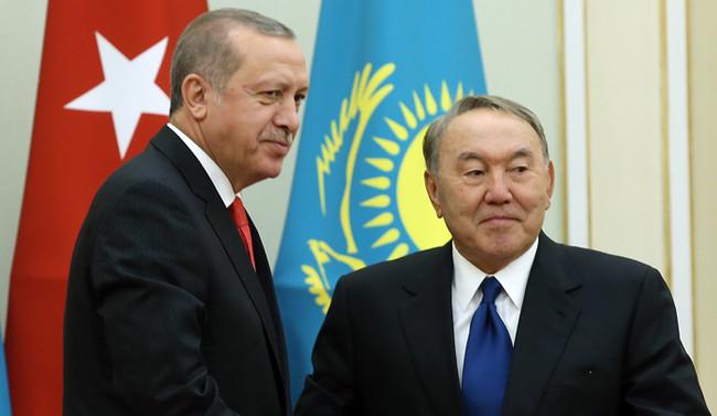 """""""Türk firmaları Kazakistan'da daha büyük işlere imza atacak"""""""