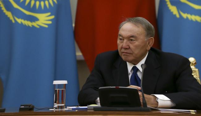 Nazarbayev : Görüşmede önemli anlaşmalar sağlandı