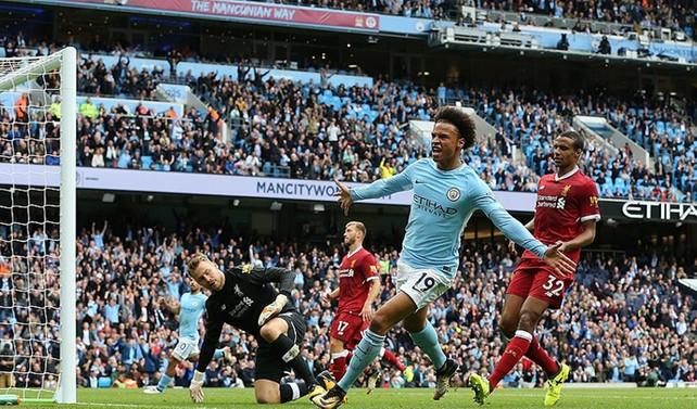 Manchester City, Liverpool'u farklı geçti