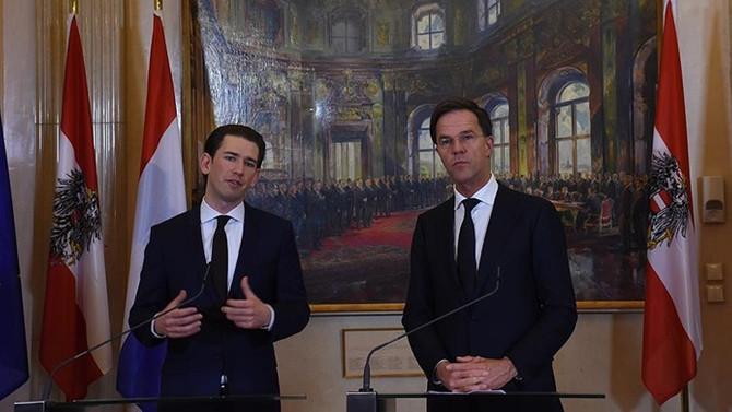 Avusturya Başbakanı Kurz: Avrupa'nın güvenliğe ihtiyacı var