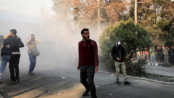 İran'da polise ateş açıldı: 1 ölü, 3 yaralı