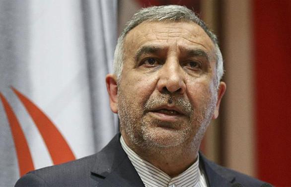 İran'ın Büyükelçisi Dışişleri Bakanlığı'nda