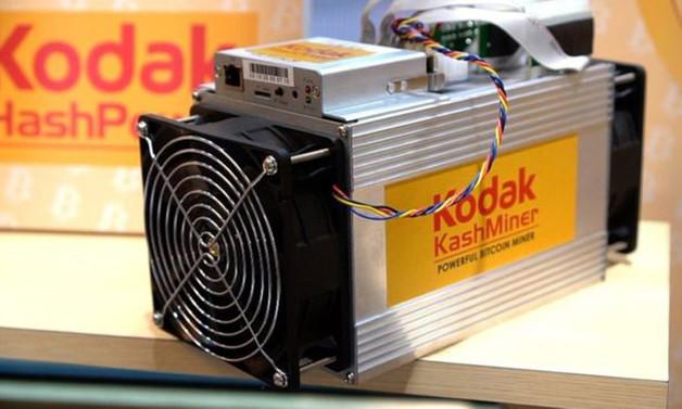 Kodak da kripto para işine giriyor