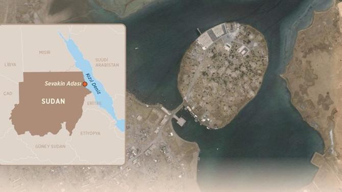 Sudan: Sevakin Projesi'ni önce BAE'ye teklif ettik