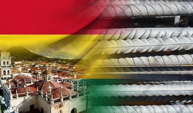 Bolivyalı firma toptan inşaat demiri satın alacak