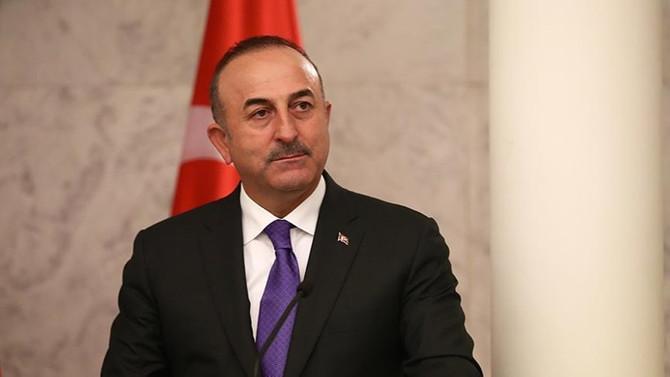 Çavuşoğlu: Halkbank, mağdur edilirse hakkını araması doğal