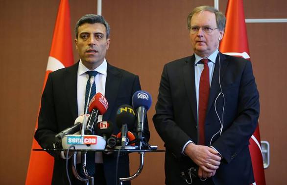 AB büyükelçileri CHP'ye ittifakı sordu