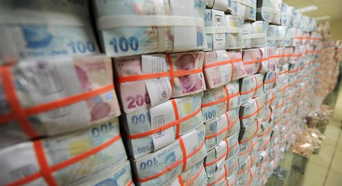Hazine'den 200 milyar lira kefalet