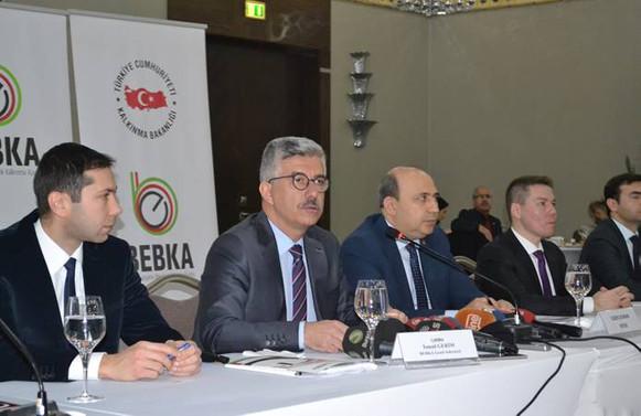 BEBKA desteğiyle 7 yılda 285 proje başarıyla tamamlandı