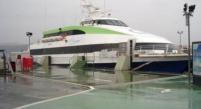 Hava koşulları deniz ulaşımını aksattı