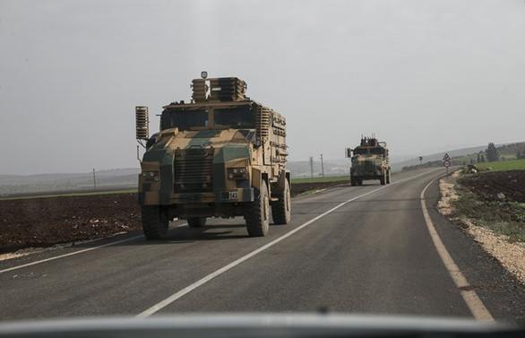 Suriye sınırına yeni askeri sevkıyat