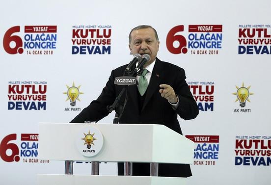 Erdoğan: 2019'un safları belli olmaya başladı