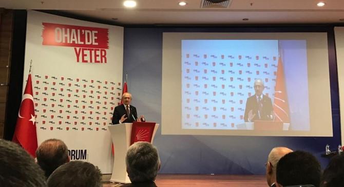 Kılıçdaroğlu: Yargı artık birbirini tanımıyor