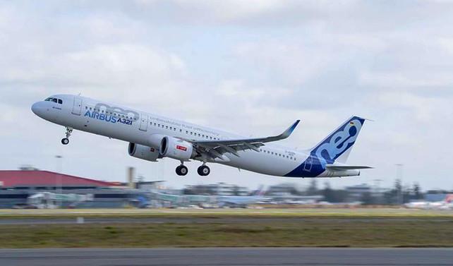 Airbus, 2017'de teslimat hedefini aştı