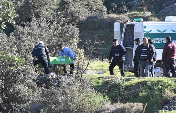 Bodrum'da kayıp iş adamının cesedi bulundu