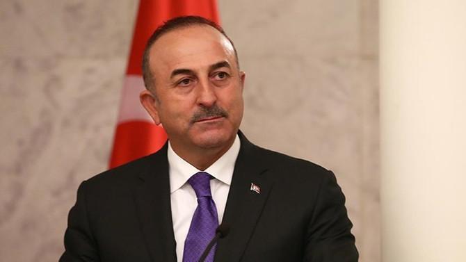 Çavuşoğlu'dan ABD'ye uyarı: Bölgede kaos olur