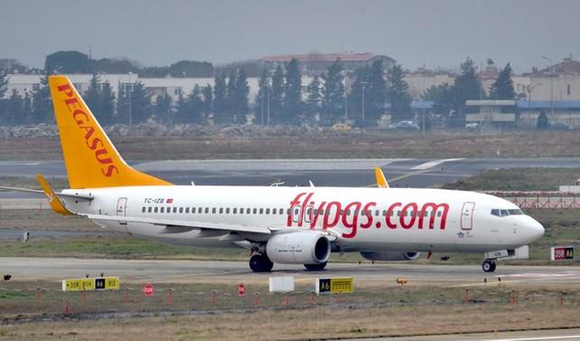 Pegasus 2017'de yolcu sayısını artırdı
