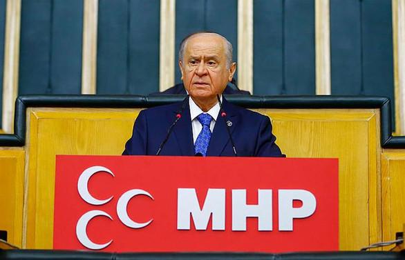 Bahçeli: Afrin'e girmek helali hakkımızdır