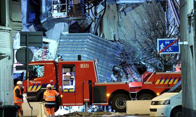 Belçika'da patlama: 14 yaralı