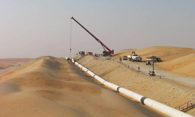 BAE, çölün altında dünyanın en büyük su deposunu kurdu