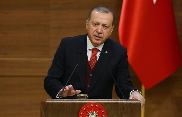 Erdoğan: Münbiç'ten başlayarak terör yuvalarını dağıtacağız