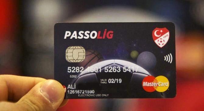 Passolig, 3.4 milyondan fazla kişinin cebinde