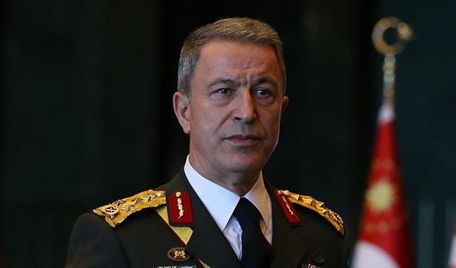 Akar: YPG'nin desteklenmesine müsaade etmeyeceğiz