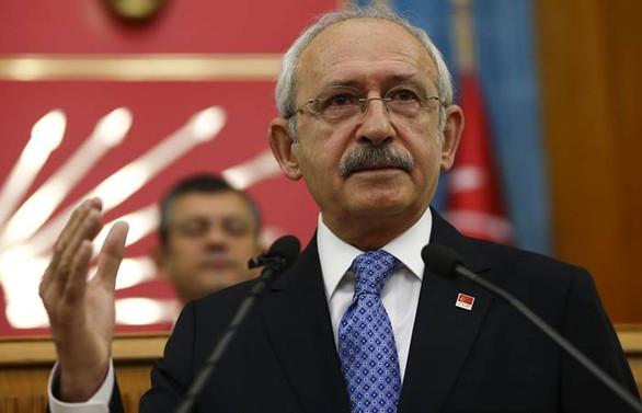 Kılıçdaroğlu: Rusya'yı da ABD'yi de uyarmak zorundayız
