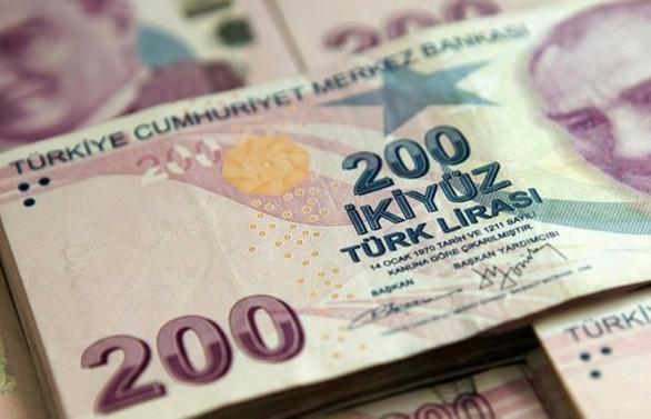 Hazine 900 milyon lira borçlandı