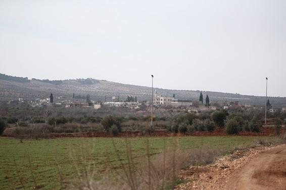 Siviller Afrin'den göçe başladı