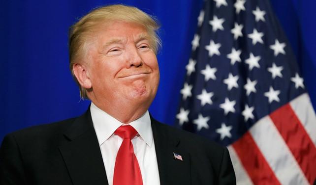 Trump'ın tek sorunu fazla kiloları