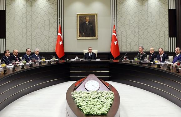 MGK Bildirisi: Terörist ordusu kurulmasına izin verilmeyecek