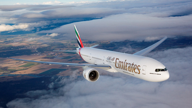 Airbus ve Emirates'ten 16 milyar dolarlık anlaşma