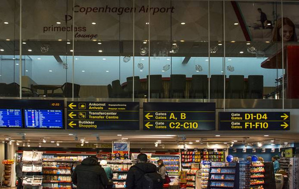 TAV Kopenhag'da özel yolcu salonu işletecek