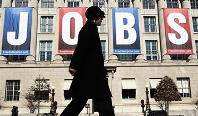 ABD'de işsizlik başvuruları 45 yılın dibinde