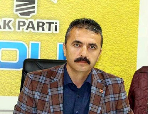 İstifa eden AK Parti il başkanı yeniden atandı