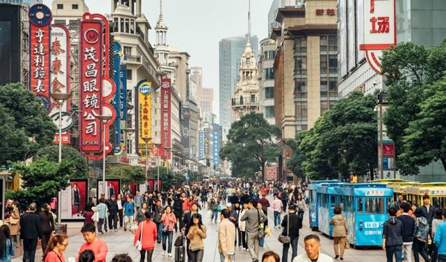 Dünyanın en kalabalık ülkesi Çin'de nüfus yaşlanıyor